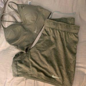 Nike pair fit